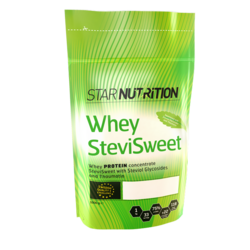 Medium whey 80 stevisweet star nutrition 1