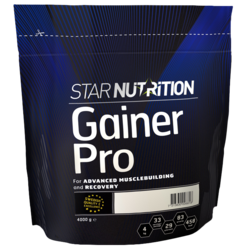 Medium gainer pro star nutrition 1