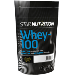 Medium whey 100 star nutrition 1