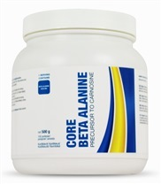 Medium core beta alanine 1608 med