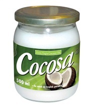 Medium cocosa extra virgin med