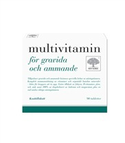 Medium multivitamin for gravida med