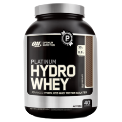 Medium platinum hydro whey 16 kg optimum nutrition 1