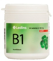 Medium vitamin b1 med