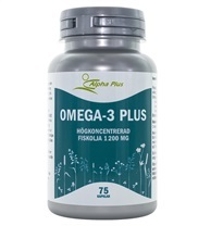 Medium omega 3 plus mervital 5007 med