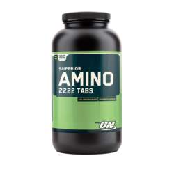 Medium amino 2222 320 caps optimum nutrition 1