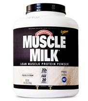 Medium muscle milk 7005 med