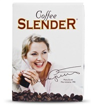 Medium coffee slender 7187 med