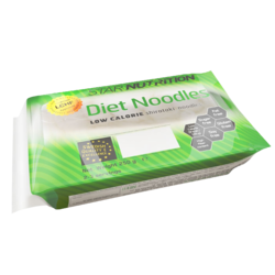 Medium diet noodles 250 gr star nutrition 1