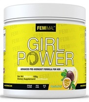 Medium girl power 8807 med