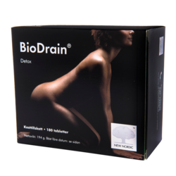Medium biodrain 180 tabletter 2