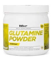 Medium glutamine powder 391 med