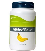 Medium fitmeal banana med