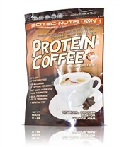 Medium protein coffee med