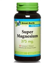 Medium super magnesium 375 mg 4279 med