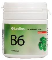 Medium ledins vitamin b6 4403 med