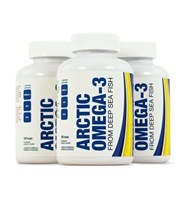 Medium arctic omega 3 3 pack 5141 med