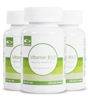 Medium vitamin b12 3 pack 5215 med