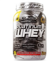 Medium platinum 100pct whey 7019 med