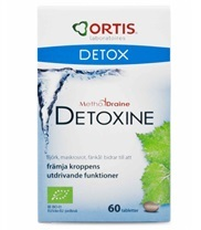 Medium methoddraine detox tablett 8049 med