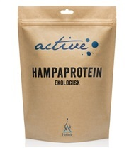 Medium hampaprotein ekologisk 9739 med