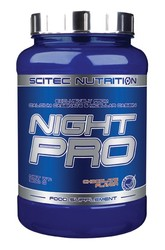 Medium scitec night pro 900g chocolate