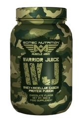 Medium muscle army warrior juice 900g chocolate