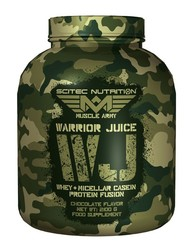 Medium muscle army warrior juice 2100g chocolate