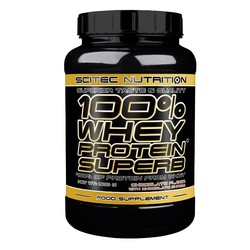 Medium scitec 100 whey protein superb 900g chocolate