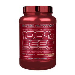 Medium scitec 100 beef concentrate 1000g almond chocolate 1