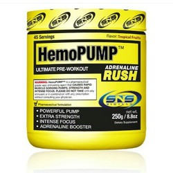 Medium hemopump adrenaline 1