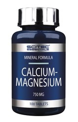 Medium essentials calcium magnesium