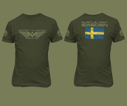 Medium muscle army sweden l tv ny