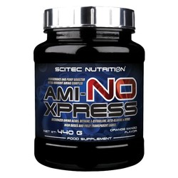 Medium scitec ami no xpress 440g orange mango