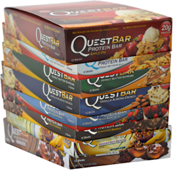 Medium questbars