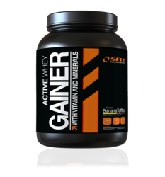 Medium active whey gainer 1 1