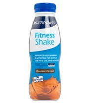 Medium fitness shake low carb 681 med