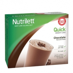 Medium nutrilett quick weight loss choklad shake 25 styck 95411 5789 11459 1 product