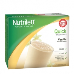 Medium nutrilett quick weight loss vanilla pulver 25 portioner 95421 4199 12459 1 product