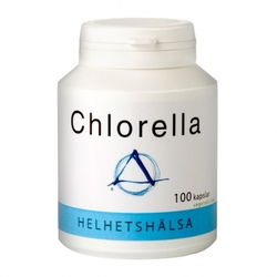 Medium helhetshaelsa chlorella kapslar 50 g 96612 3430 21669 1 product