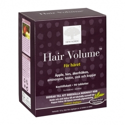 Medium new nordic hair volume tabletter 90 styck 108201 6976 102801 1 product