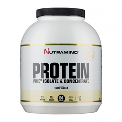 Medium nutramino whey protein vanilla 1800 g 103571 8098 175301 1 product