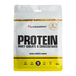 Medium nutramino whey protein chocolate banana 500 g 103641 5745 146301 1 product