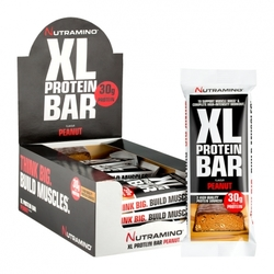 Medium 16 x nutramino proteinbar xl chocolate peanut 16 x 82 g 103821 5982 128301 1 product