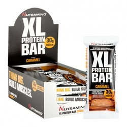 Medium 16 x nutramino proteinbar xl chocolate caramel 16 x 82 g 103841 1982 148301 1 product