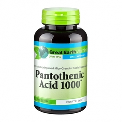 Medium great earth pantothenic acid b5 90 g 111711 0374 117111 1 product