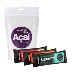 Medium superfruit ekologisk acai pulver 3 raw protein bars 121051 4117 150121 1 product
