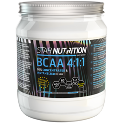 Medium bcaa 411 90 400g star nutrition 1