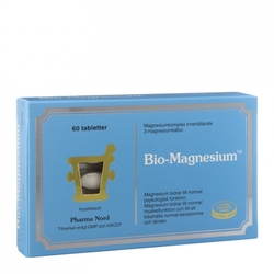 Medium pharma nord bio magnesium 60 styck 124801 5945 108421 1 product