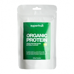 Medium superfruit organic protein 400 g 139051 3163 150931 1 product